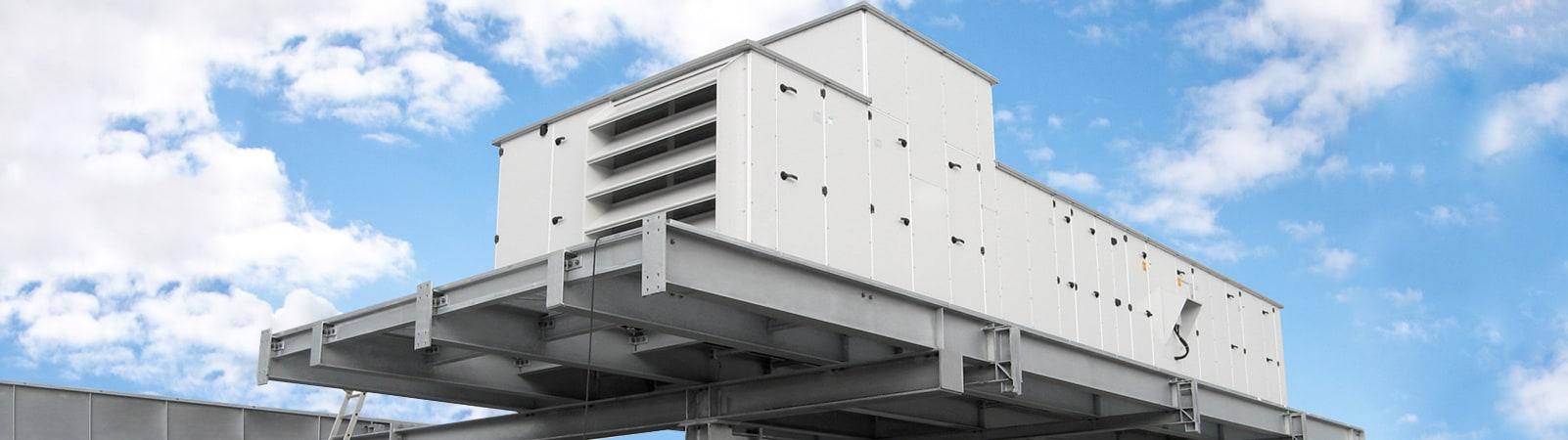 Lüftungs- und Klimaanlage