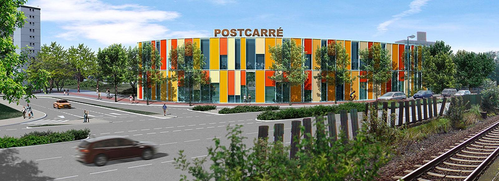 Postcarré Hanau