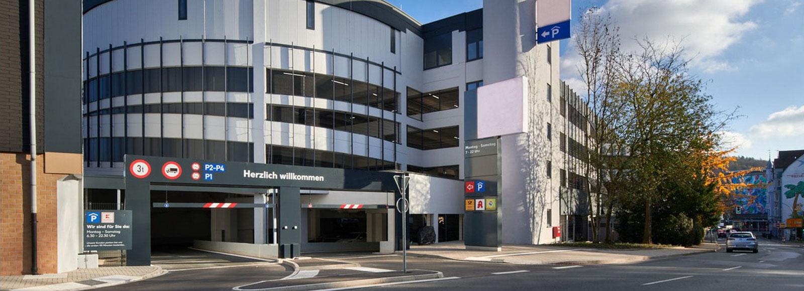 Einkaufszentrum Gevelsberg